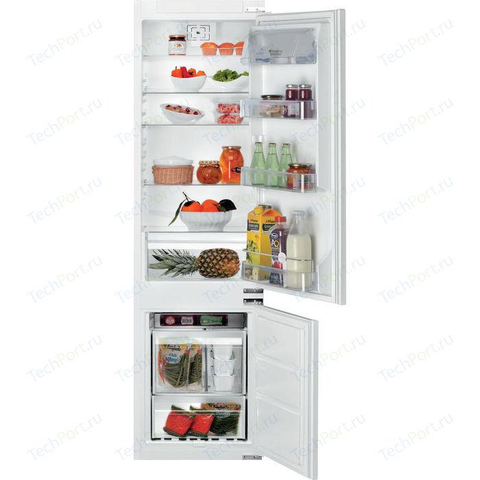 Встраиваемый холодильник Hotpoint-Ariston B 20 A1 DV E/HA