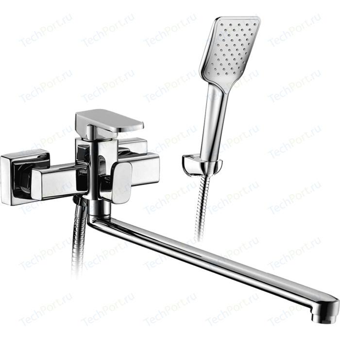 Смеситель для ванны Elghansa Mondschein с душем, хром (5302235)