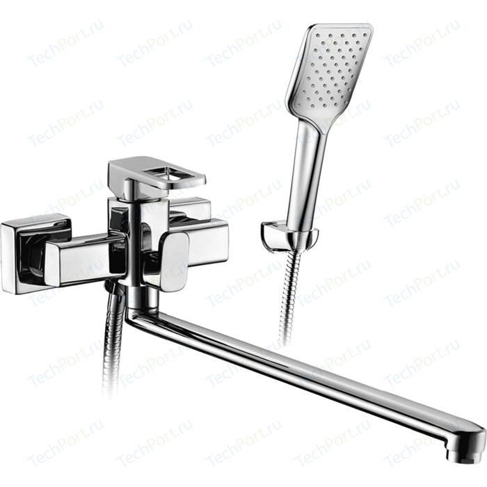 Смеситель для ванны Elghansa Mondschein New с душем, хром (5302233)