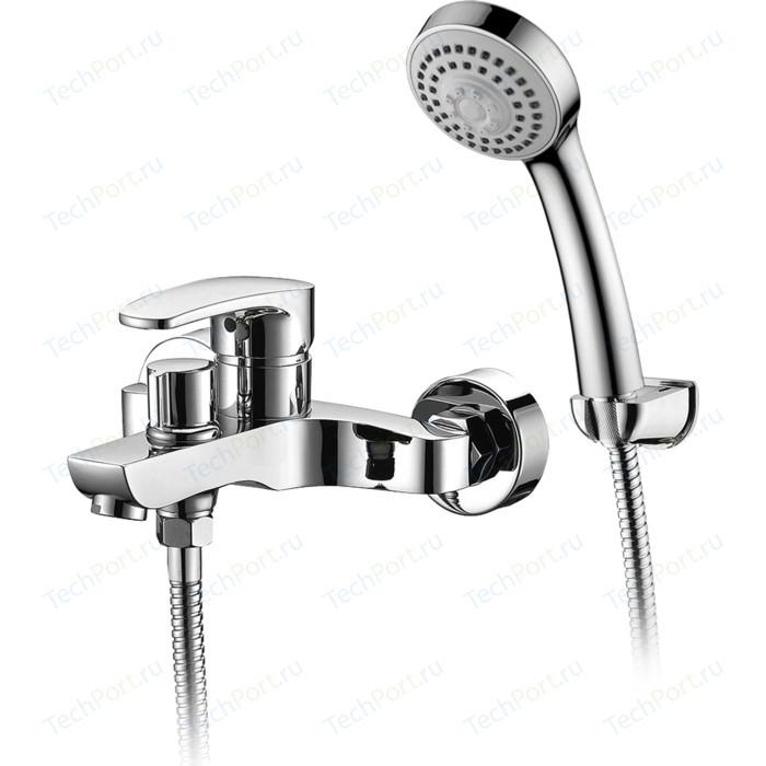 Смеситель для ванны Elghansa Monica New с душем, хром (2322519)