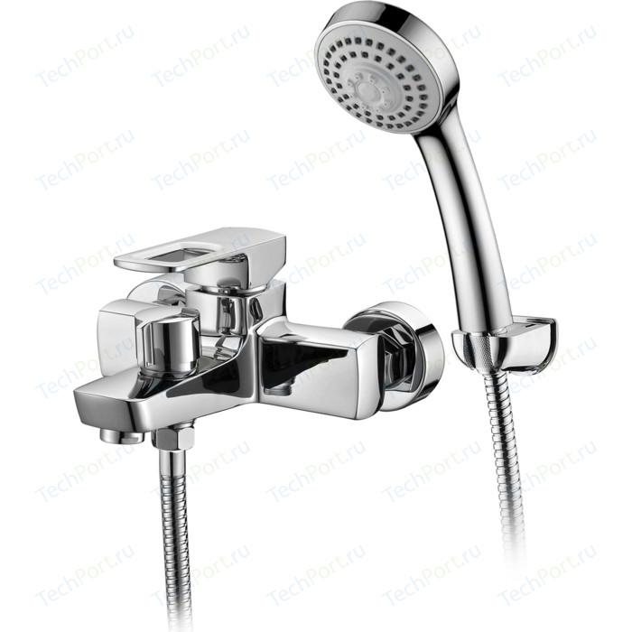 Смеситель для ванны Elghansa Scarlett New с душем, хром (2322245)