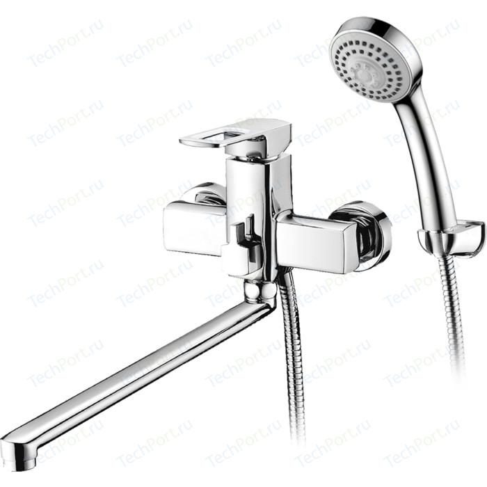 Смеситель для ванны Elghansa Scarlett New с душем, хром (5322245)