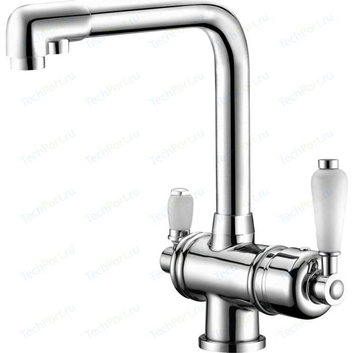 Смеситель для кухни Elghansa Kitchen Pure Water под фильтр, хром (56A5740)