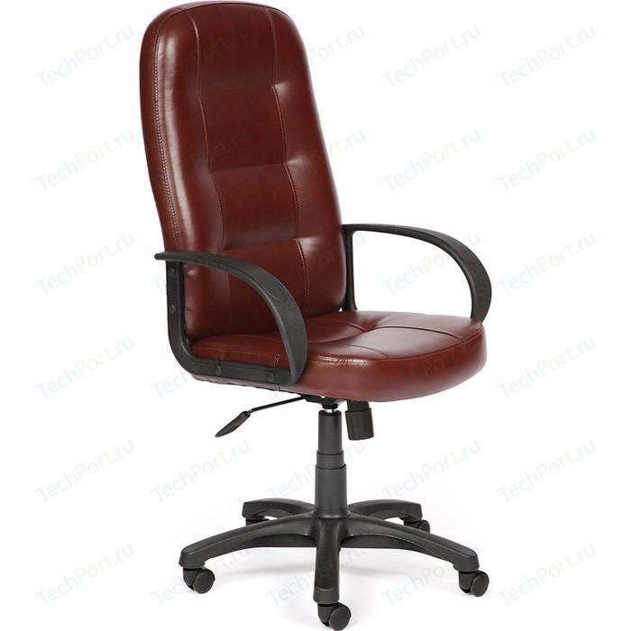 Кресло TetChair DEVON кож/зам коричневый 2 TONE