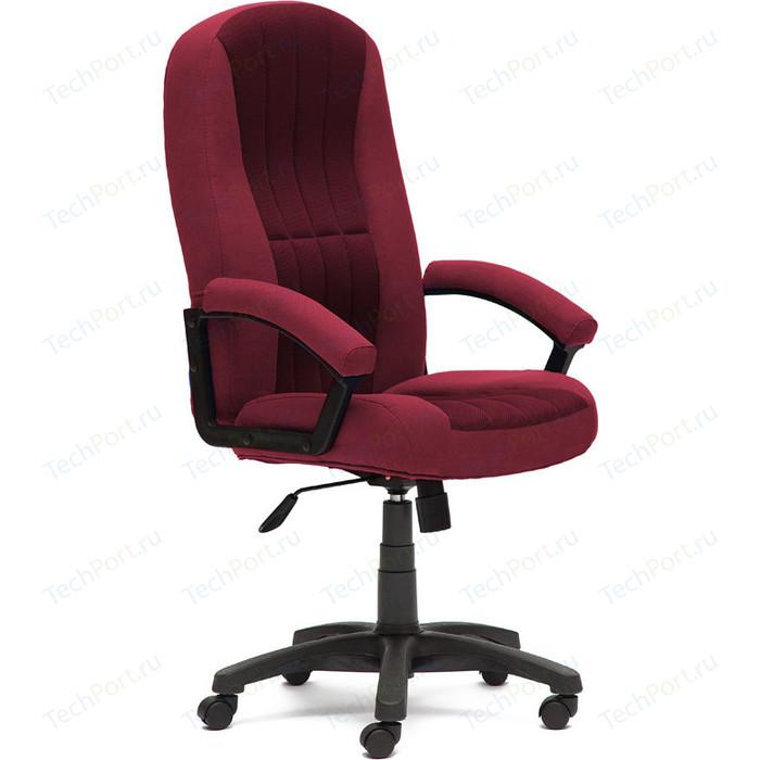 Кресло TetChair СН888 ткань/сетка бордо/бордо 2604/13 кресло tetchair trendy кожзам ткань бордо бордо 36 7 13