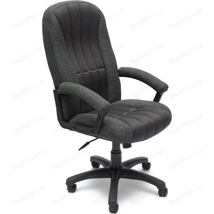 Кресло TetChair СН888 ткань/сетка серый 207/12
