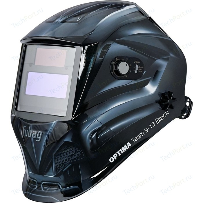 Сварочная маска Fubag Optima 9-13 Team Black