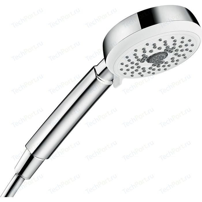 Ручной душ Hansgrohe Crometta 100 Multi 3 режима (26823400)