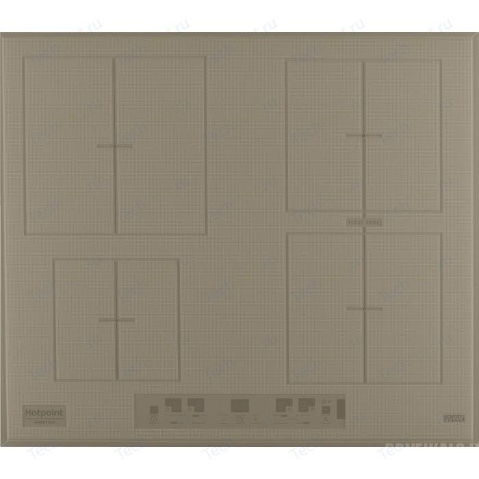 Индукционная варочная панель Hotpoint-Ariston KIA 641 B (DS)