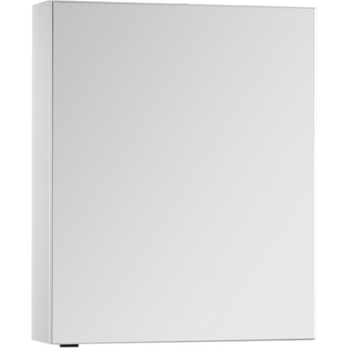 Зеркальный шкаф Aquanet Алвита 70 белый (184038)
