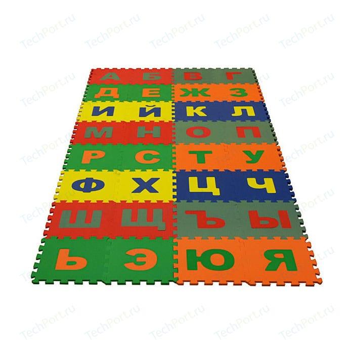 Мягкий пол Eco-cover Алфавит русский (25МПД2/Р) северина р харченко т алфавит математика детям от 3 лет