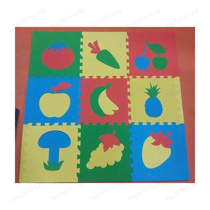 Мягкий пол Eco-cover универсальный 30х30 см Сад-Огород 9 деталей удобрение добрая сила универсальное сад огород ds22010011 900 г