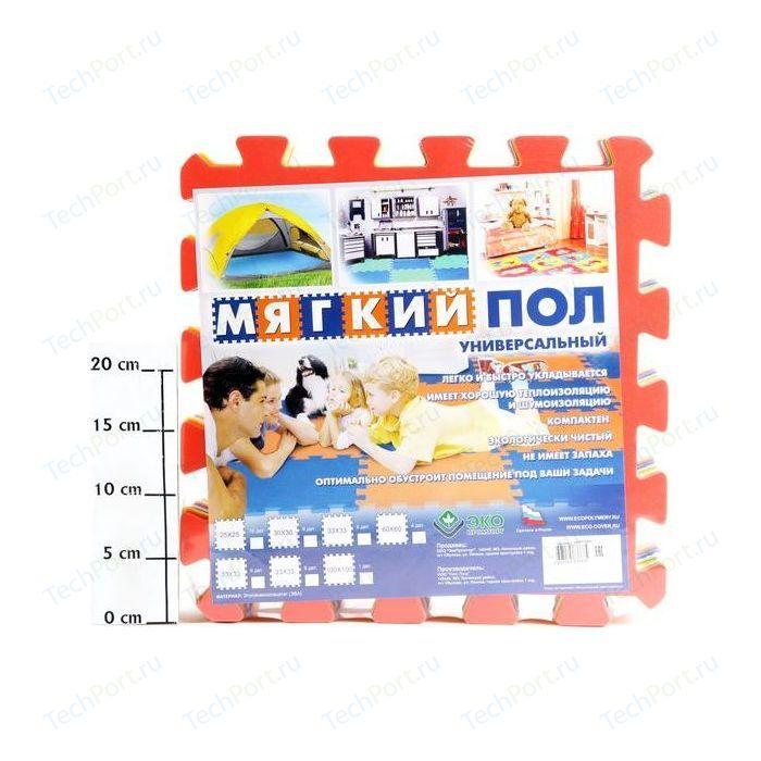 Фото - Мягкий пол Eco-cover универсальный 33х33 см Бабочки 9 деталей УТ000001757 плитка cersanit mono my4d302 63 33х33 см