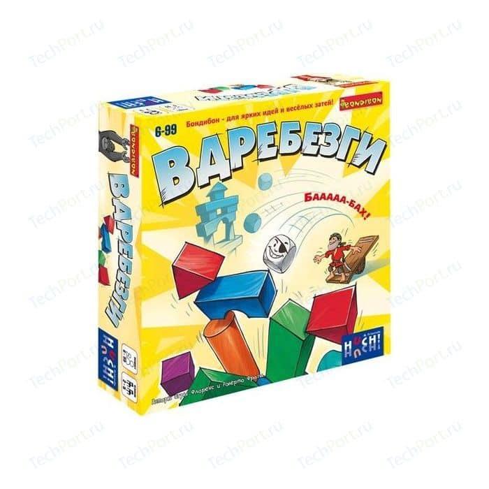 Настольная игра Bondibon Вдребезги Box 29 5x29 5x7 см арт 878274