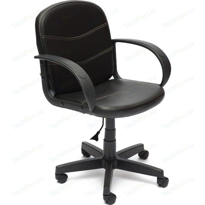 Кресло TetChair BAGGI кож/зам, черный, 36-6
