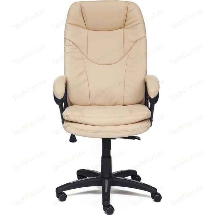 Кресло TetChair COMFORT кож/зам, бежевый, 36-34