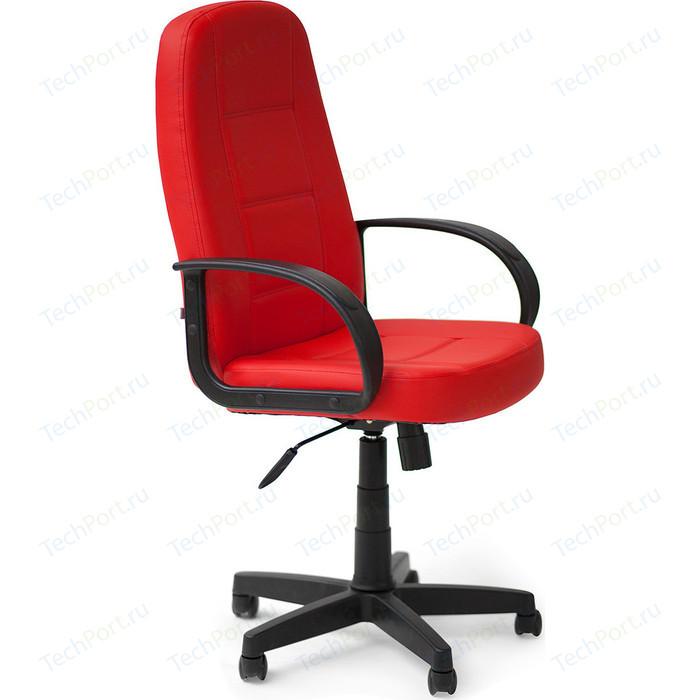 Кресло TetChair СН747 кож/зам, красный, 36-161