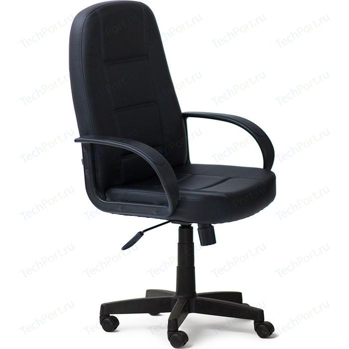 Кресло TetChair СН747 кож/зам, черный, 36-6