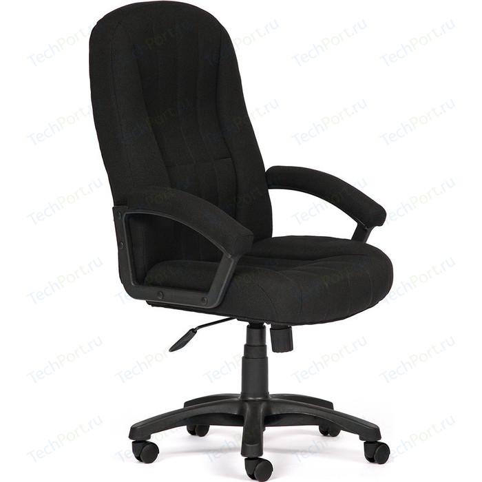 Кресло TetChair СН888 ткань, черный, 2603