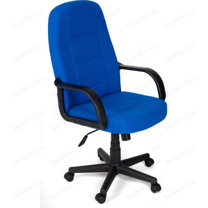 Кресло TetChair СН747 ткань, синий, 2601
