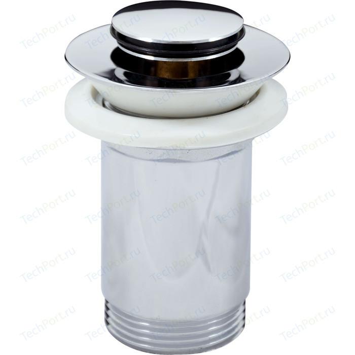 Донный клапан Rav Slezak Click-clack маленькая крышка, хром (MD0483)