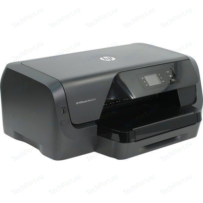 Фото - Принтер HP Officejet Pro 8210 принтер струйный hp officejet pro 6230 черный [e3e03a]