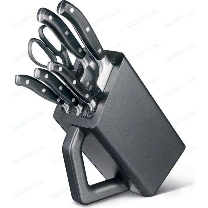 Набор ножей 6 предметов в подставке Victorinox Grand Maitre (7.7243.6)