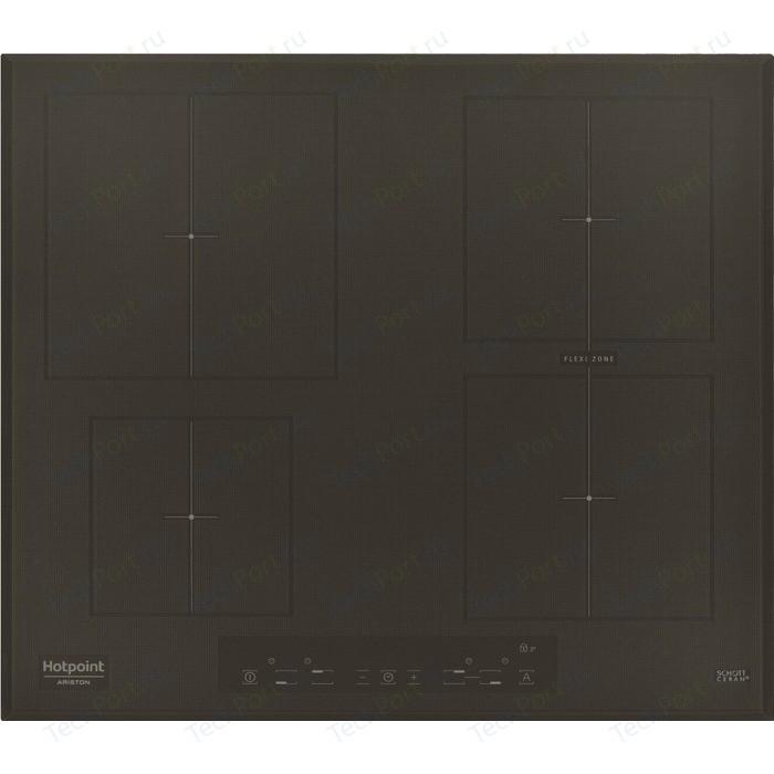 Индукционная варочная панель Hotpoint-Ariston KIA 641 B (CF)