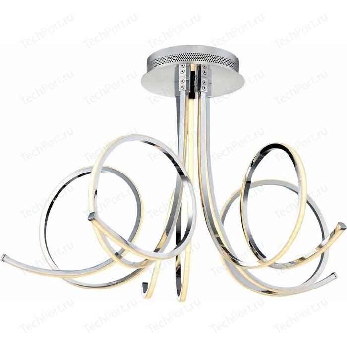 Потолочный светодиодный светильник ST-Luce SL915.112.05 потолочный светодиодный светильник st luce sl933 402 06