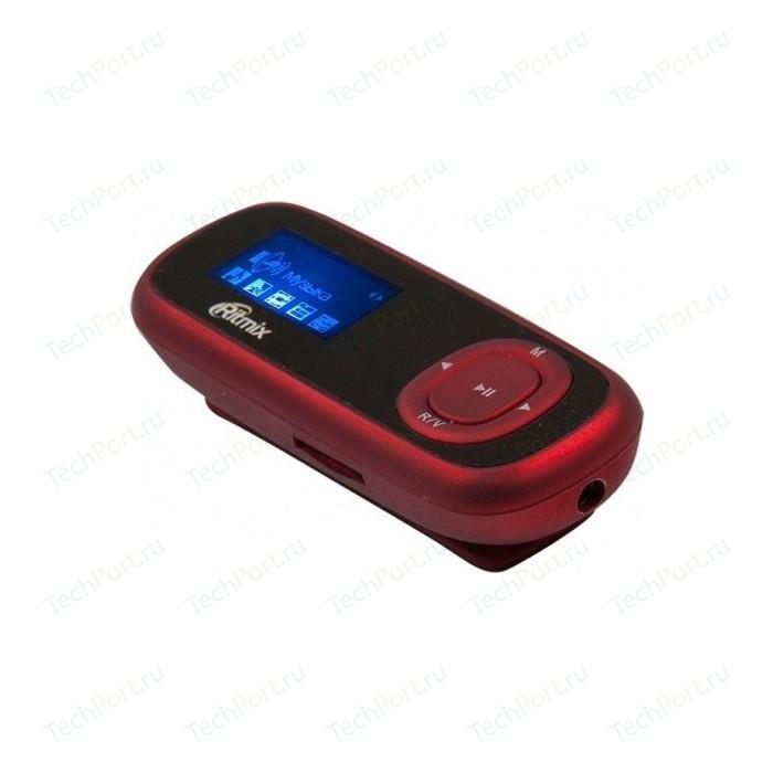 цена на MP3 плеер Ritmix RF-3410 4Gb red