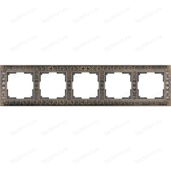 Рамка Werkel Antik бронза WL07-Frame-05