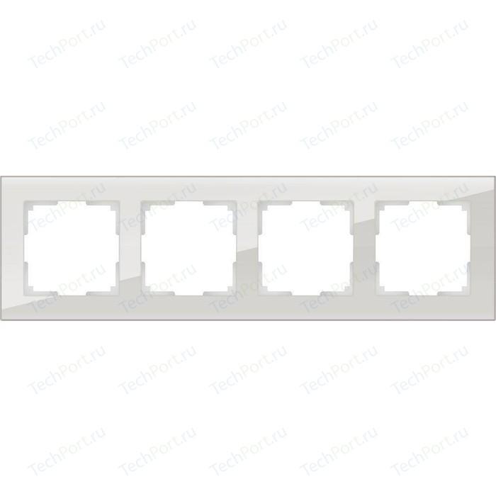 Рамка Werkel Favorit дымчатый WL01-Frame-04