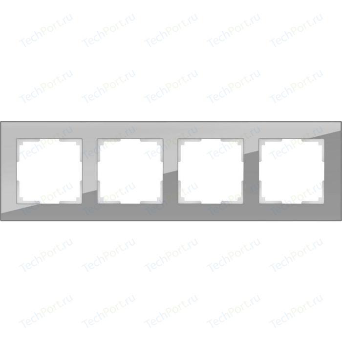 Рамка Werkel Favorit серый WL01-Frame-04