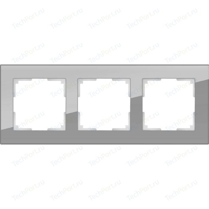 Рамка Werkel Favorit серый WL01-Frame-03