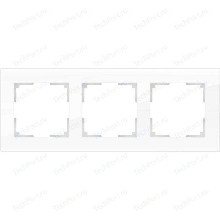Рамка Werkel Favorit белый WL01-Frame-03