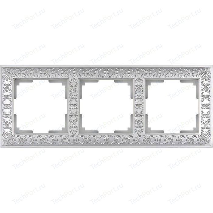 Рамка Werkel Antik жемчужный WL07-Frame-03 рамка werkel antik жемчужный wl07 frame 04