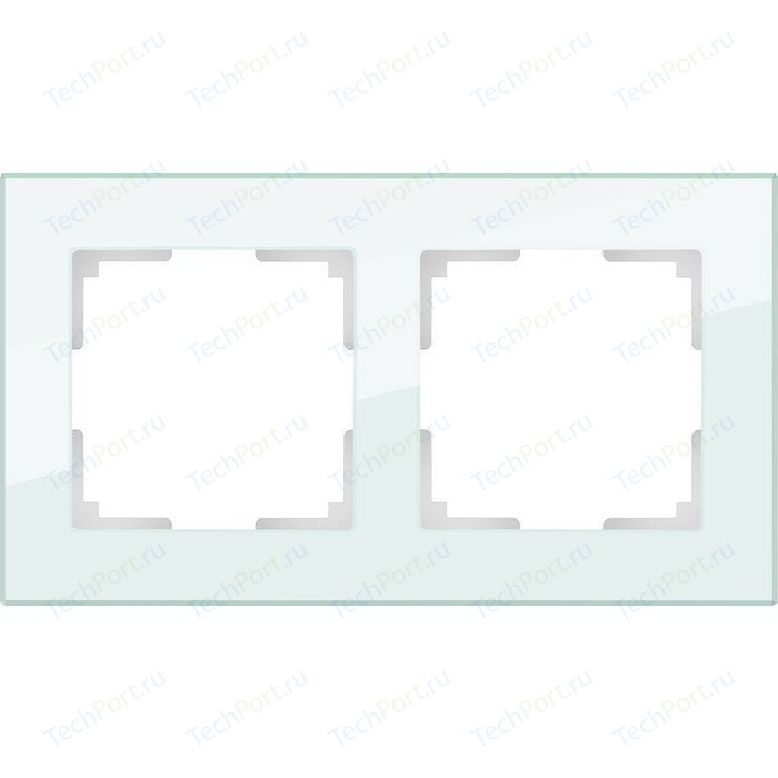 Фото - Рамка Werkel Favorit натуральное стекло WL01-Frame-02 рамка werkel antik бронза wl07 frame 02