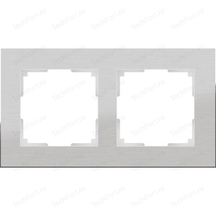 Рамка Werkel Aluminium алюминий WL11-Frame-02