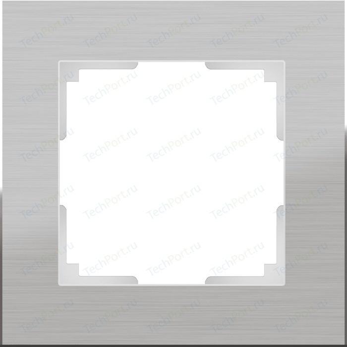Рамка Werkel Aluminium алюминий WL11-Frame-01