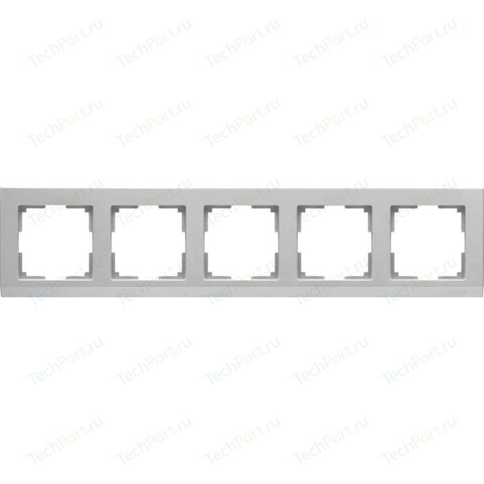 Рамка Werkel Stark серебряный WL04-Frame-05
