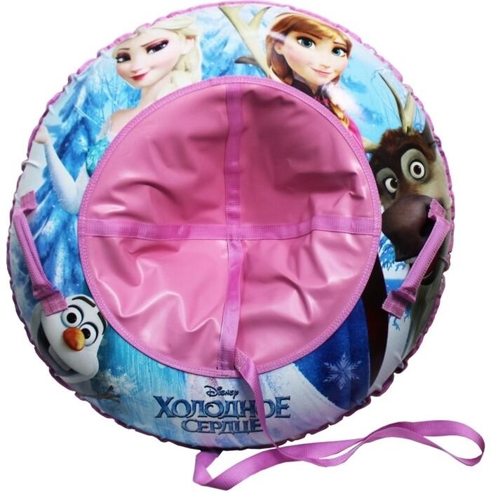 Тюбинг Disney Холодное Сердце надувные сани, 100см (Т59088)