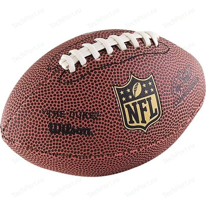 Мяч для регби Wilson NFL Mini F1637, р.0 (длина 16 см)