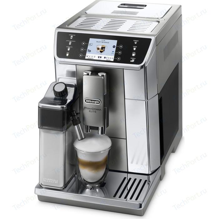 Кофемашина DeLonghi PrimaDonna Elite ECAM 650.55.MS