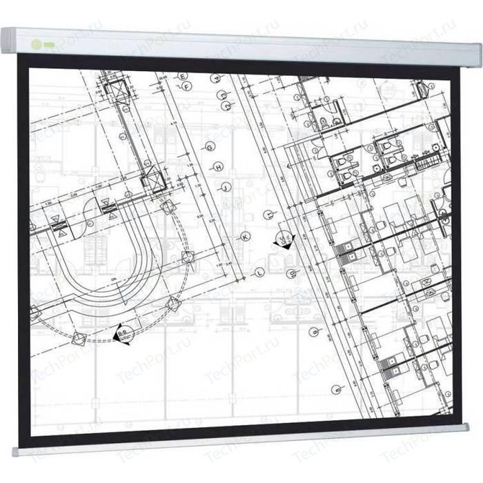 Фото - Экран для проектора Cactus CS-PSW-104x186 16:9 настенно-потолочный экран cactus wallscreen cs psw 149x265 265 7х149 4 см 16 9 настенно потолочный белый