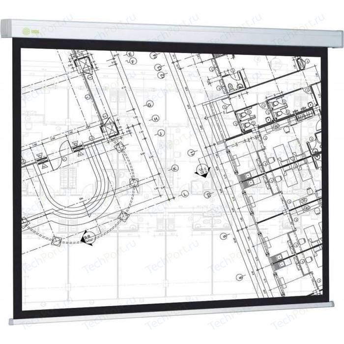 Фото - Экран для проектора Cactus CS-PSW-124x221 16:9 настенно-потолочный cs 1102