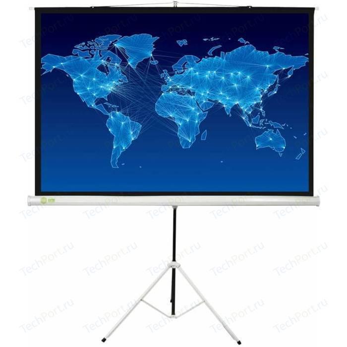 Фото - Экран для проектора Cactus CS-PST-150x150 1:1 напольный экран cactus triscreen cs pst 150x150 white