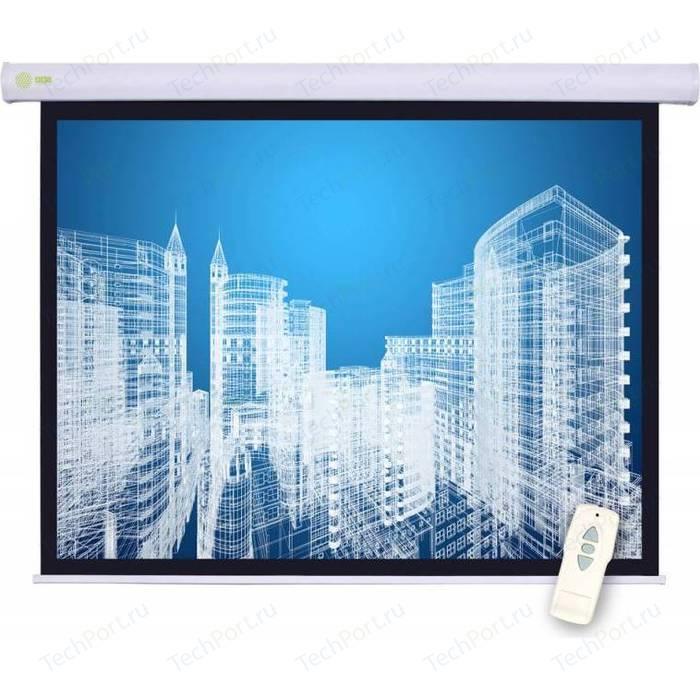 Экран для проектора Cactus CS-PSM-152x203 4:3 настенно-потолочный (моторизованный привод)