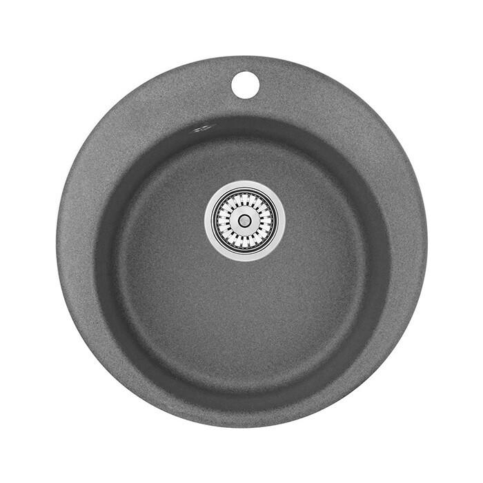 Кухонная мойка Granula GR-4801 графит