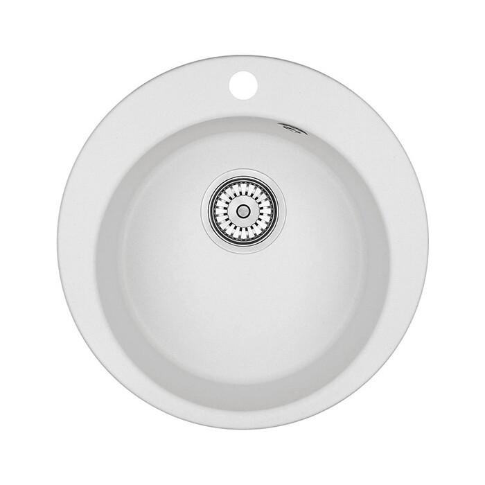Кухонная мойка Granula GR-4801 арктик