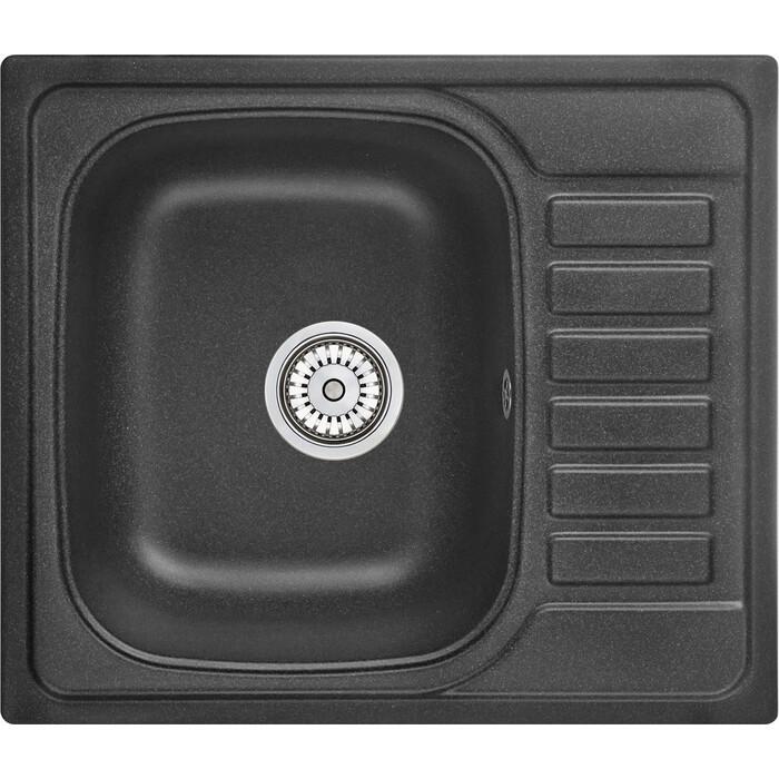 Кухонная мойка Granula GR-5801 черный